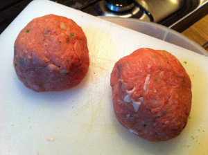 how meatballs look like