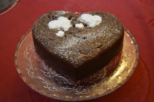 desserts of Saint Valentine © alesimplerecipes