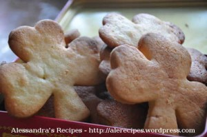 clover-shape-biscuits © alesimplerecipes