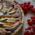 French Tart with cinnamon
