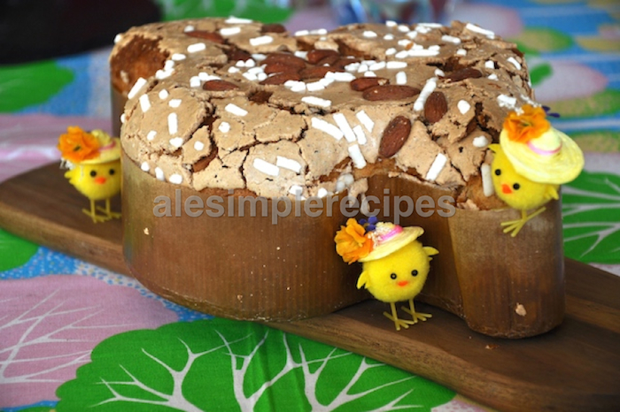 Italian Easter Dove