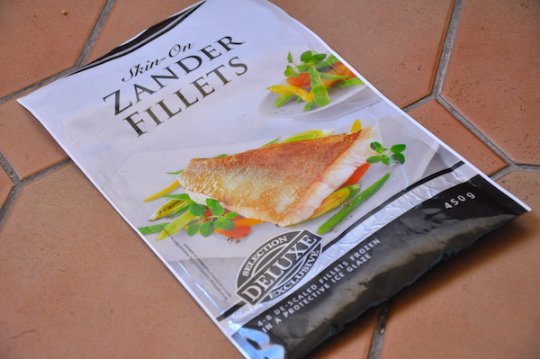 Zander Fillets range by Lidl Ireland